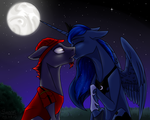 Under Moon by Sunny125