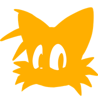 Miles Tails Prower logo by john28882