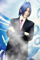 COSPLAY-KHR:MUKURO02 by yolkler