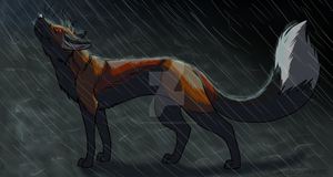 Enjoying the rain by SucittarSucivron