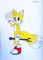 Miles Tails Prower by eminem417