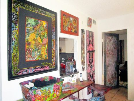 Studio/Gallery/RonnieGreenspan by 13Sell