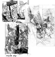 roughs for JLA99 2 by felipemassafera