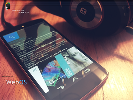 WebOS Android Theme by synergeticink