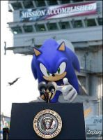 New President Sonic by Orion55783