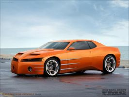 Pontiac GTO Concept by FutureMuscleCars