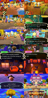 Animal Crossing New Leaf Set 3 by CelesteCorinne