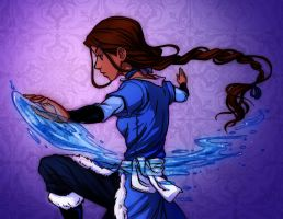 Katara by curry23