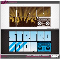 stereo room 22 by crezo