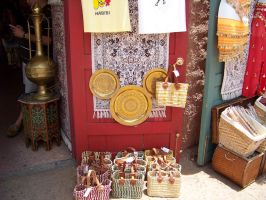 Hidden Mickey at Morocco by Dream-finder