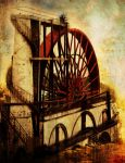 Laxey Wheel by martyncain