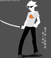 Dirk Strider by Kamik91