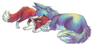 Cuddles by Joava