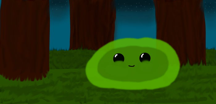 My little Slime Pal by Slimelover1cool