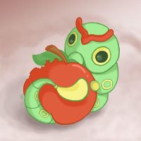 010: Caterpie