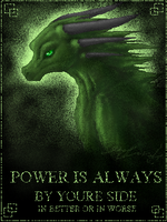Powerness by griffsnuff