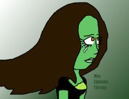 .: Elphaba Thropp :. by LittleMnM