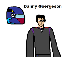 Danny Goergeson by blackevil915
