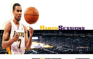 Ramon Sessions by pllay1