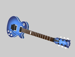 les paul clean bg by cheyrek