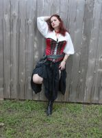 Red Pirate Roberts 31 by HiddenYume-stock