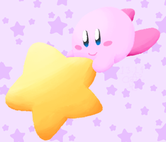 Kirby Challenge 1 - Kirby by CinnamonMuffins