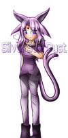 Espe My Espeon Pokemon Hybrid by 0SilverStarDust0