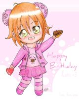 Kisetsu : Cake and heart by babymiwa