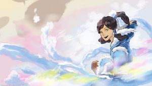 KORRA ROUND THREE by Manatiini