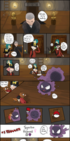 Kings and Pawns: A HGSS Nuzlocke - Page 11 by Parasols
