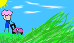 60th Deviation! (aka Effie Mows The Lawn) by EpicMagikarp