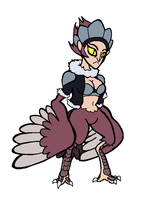 Day1- Harpy by Noland005