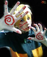 Naruto ArtBook Make up by YukoUzumaki