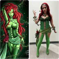 Poison Ivy by uhlyzzuh