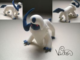 359 Absol by VictorCustomizer