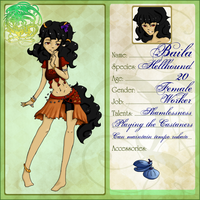 VolSa: Baila -updated- by feora1616