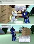 Ask True Blue tumblr 37 by Out-Buck-Pony