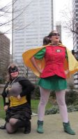 The Protectors of Gotham by SubRosa-undertherose