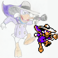 Darkwing Duck: Remastered by Cyberguy64
