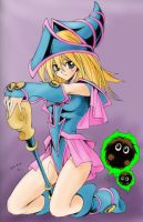 Dark Magician Girl by YtheM