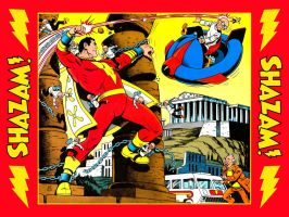 1978-DC Calendar of Disasters - Shazam - Dec by Superman8193
