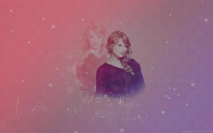 Taylor Swift wallpaper by Strawbeerry-16