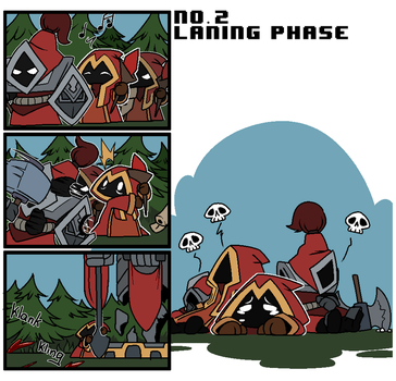 No.2 laning phase by Wrriter