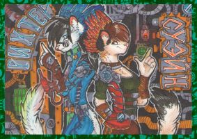 ACEO for Suane by AitaHunter