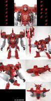 Animated Powerglide by Jin-Saotome