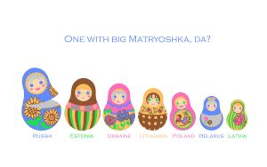 APH - One with Matryoshka, da? by Mezzochan
