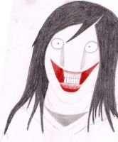 Jeff the killer portrait by Creepypasta-Fan