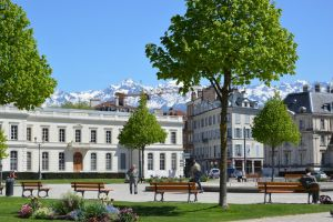 GRENOBLE Prefecture Place by A1Z2E3R