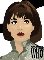 Zoe Heriot: Project Who 50 by DoctorRy