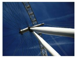London's Eye by RDNicad